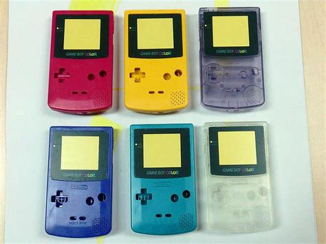 New Full Housing Shell For Nintendo Gameboy Color Gbc Oem For Gameboy Color