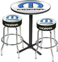 Jeep Logo Bar Stools by Sportswear Mopar Apparel Size L 25 00