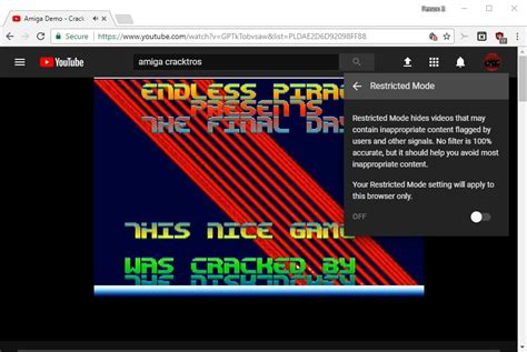 youtube videos news and tips ghacks technology news how to access age restricted content on youtube