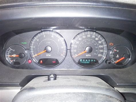all car manuals free 2005 chrysler sebring instrument cluster 2005 chrysler sebring speedometer instrument cluster gauges