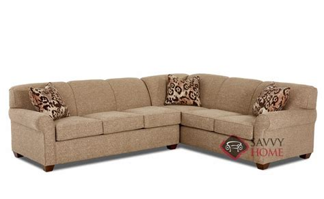Calgary Fabric True Sectional By Savvy Is Fully Sectional Sofa Calgary