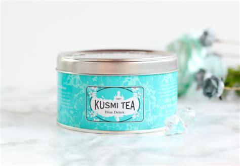Kusmi Blue Detox by Blue D 233 Tox De Kusmi Tea Le Th 233 D 233 Tox Et Minceur