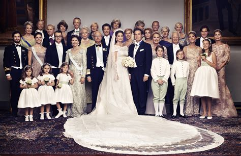 Hochzeit Schweden by Princess Madeleine And Chris O Neill S Official Wedding