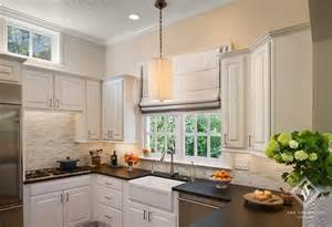 U Shaped Small Kitchen Designs Small U Shaped Kitchen Design Transitional Bathroom