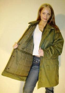 Jaket Parka Zipper Navy Varius jackets