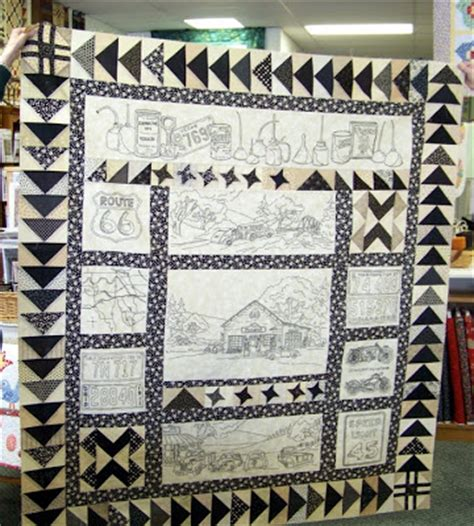 Crabapple Hill Quilts by Attic Window Quilt Shop Barb David Does Crabapple Hill