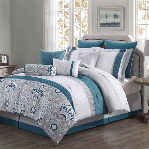 Bedding Set by 10 Reversible Comforter Set Ebay