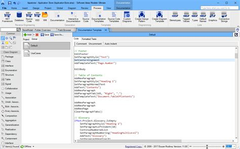 100 software application documentation template ct