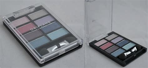 Oriflame Makeup Palette oriflame colour eye shadow palette in midnight pink