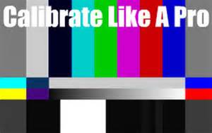how to calibrate a tv professional tv calibration tom