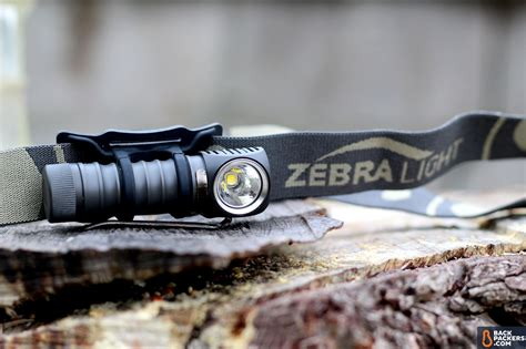 zebralight h52w zebralight h52w review headl review backpackers