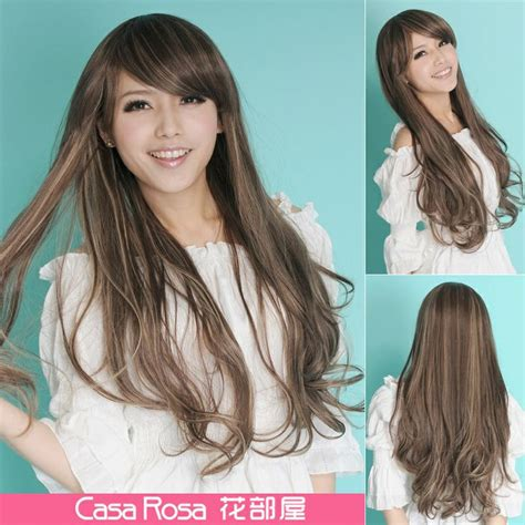 hair with slight waves 17 best images about asian style on pinterest korean