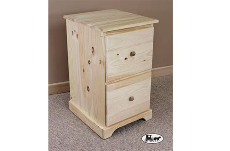 Unfinished Wood File Cabinet Unfinished Wood File Cabinet 2 Drawer Information