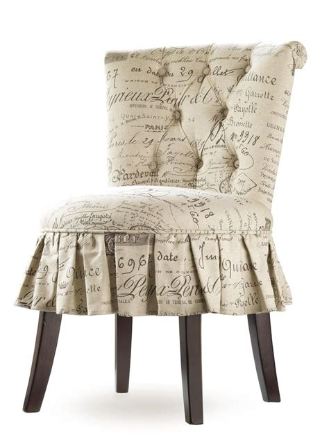vanity chair with skirt m 233 lange fifi vanity chair with button tufted backrest and
