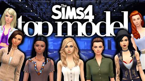 The Sims Next Top Model Week One by The Sims 4 Top Model 1 Zdjęcia Testowe