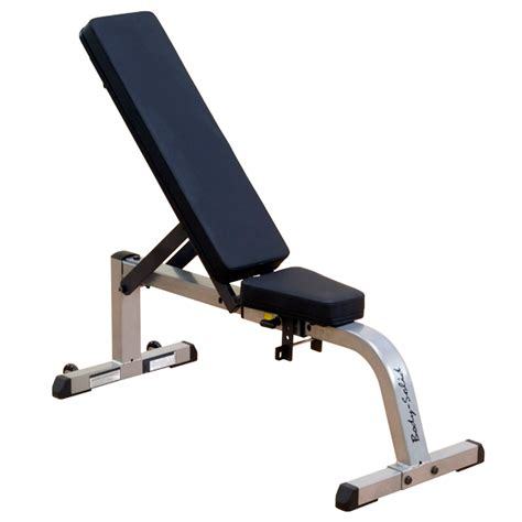 inclune bench gfi21 body solid heavy duty flat incline bench body
