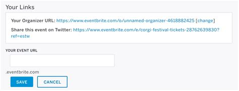 Previous Addresses Search Free How To Reuse A Custom Url Web Address Eventbrite Support