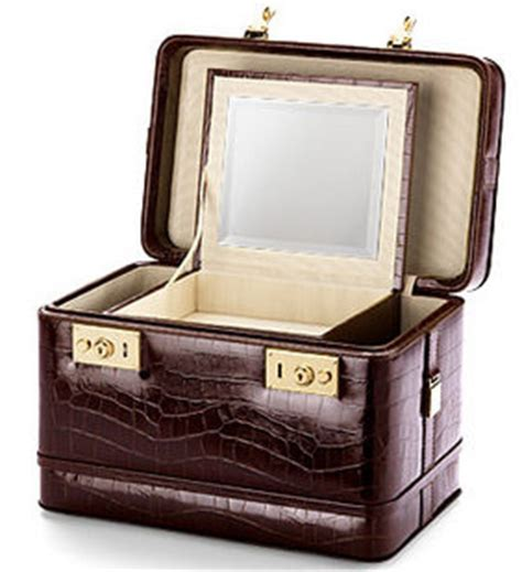 aspinal vanity cases and cases quality leather