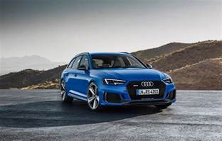 2018 audi rs4 avant is a 450 hp wagon that we need the