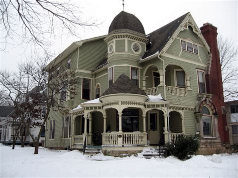 history of houses file iowa city linsay house jpg wikipedia