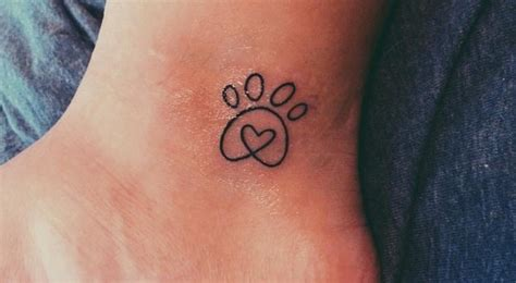 tattoo minimalist dog quot i got this super minimalist tattoo for my best friend