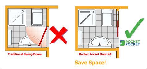 space saving doors space saving doors budget pocket door it that is easy to
