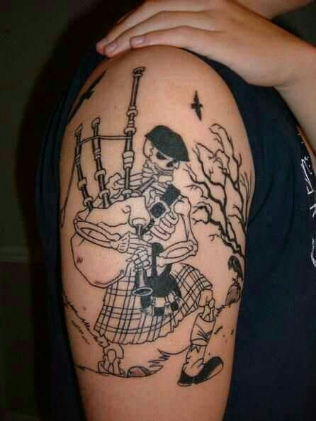 dropkick murphys rose tattoo album dropkick murphys skeleton piper ideas tattoos