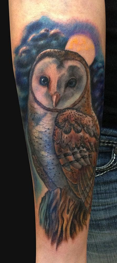 tattoo barn owl barn owl tattoo by jamie lee parker tattoonow