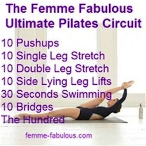 circuit workouts circuit and