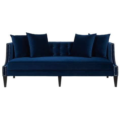 Studded Sectional Sofa by 1000 Images About On