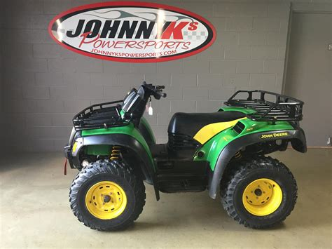 buck for sale page 1 new or used deere for sale deere atvs