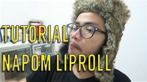 tutorial beatbox click roll tutorial beatbox napom liproll you can roll like this