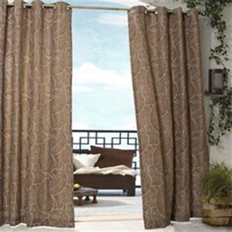 weighted outdoor curtains outdoor living on pinterest outdoor curtains curtain