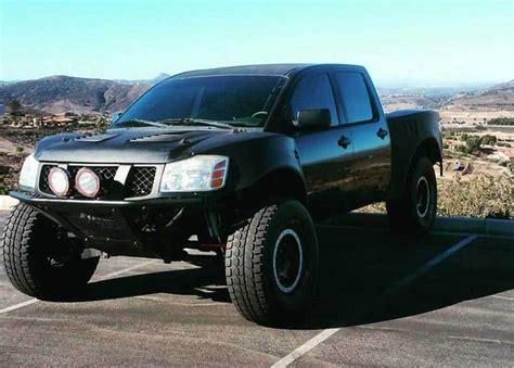 nissan tacoma truck nissan titan prerunner base for a desert truck