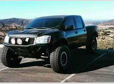 Nissan Titan prerunner perfect base for a desert truck 2018 Ford F150 Engines