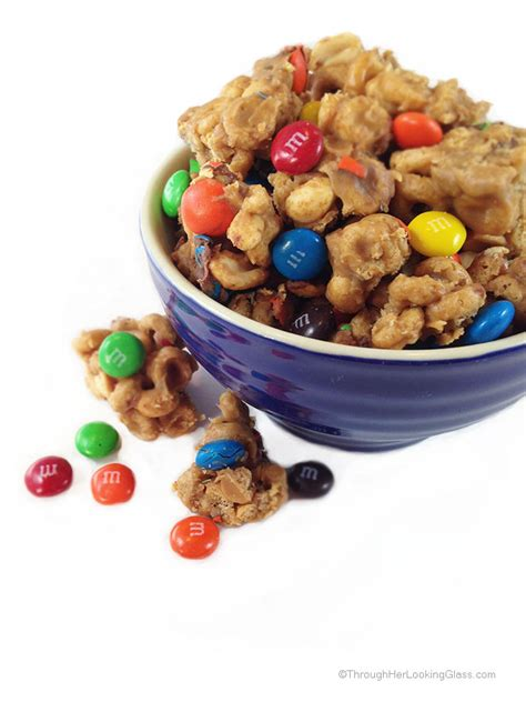 m protein high peanut butter m m protein clusters tgif this