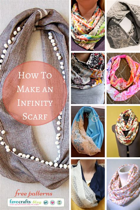 link how to make a scarf for or summer