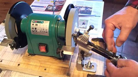 drill sharpening attachment for bench grinder drill bit sharpening attachment soporte para afilar brocas power tools cheap youtube