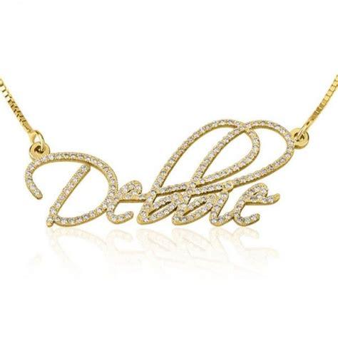 cadenas de oro 14k con nombre 189 best collares colgantes dijes y cadenas con nombre e