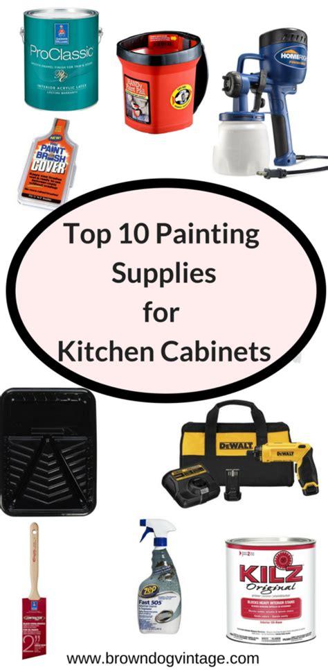 best kitchen supplies top 10 kitchen cabinet painting supplies