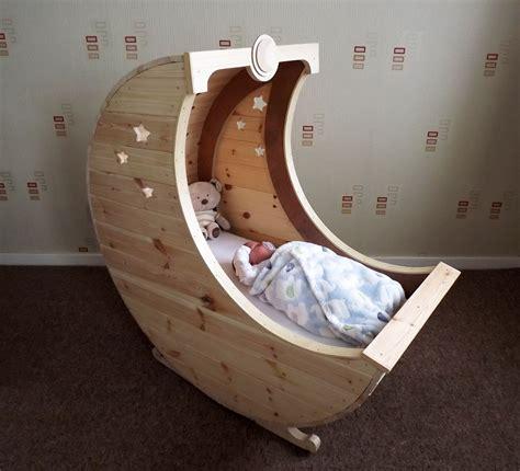 tudor carpentry shrewsbury moon shaped baby crib