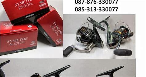 Alat Pancing 1 Set alat alat pancing murah by anjapul reel shimano symetre fl