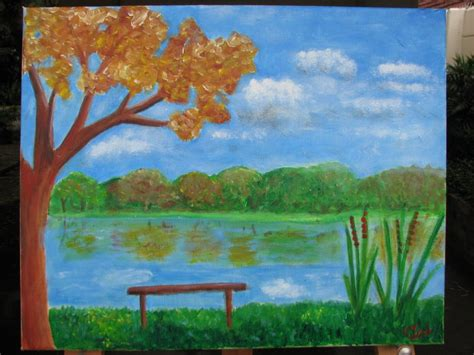 Landscape Pictures To Draw And Paint A Beginners Painting Course Cont Grains Of Sand