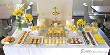 baby shower table sweetthings baby shower sweet table