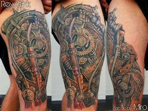 miro tattoo steampunk tattoos pinterest tattoo