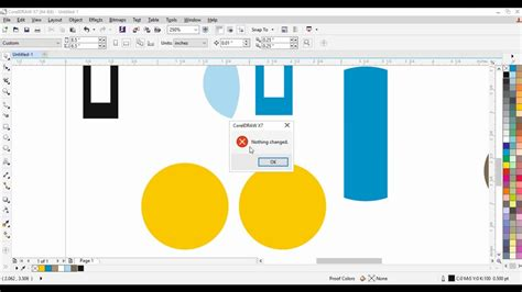 coreldraw advanced tutorial 014 coreldraw x7 tutorials in hindi coreldraw x7 basic