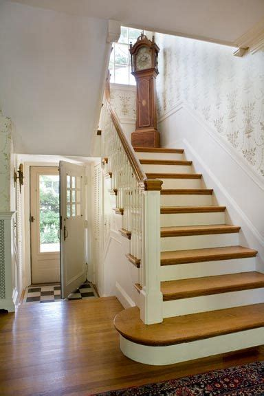 rethinking  colonial revival interior  homes house