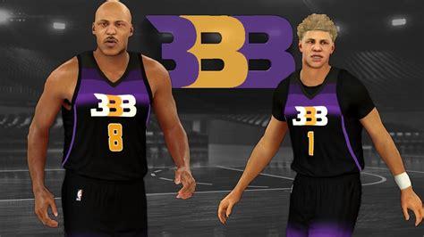 Hoodie Logo Big Baller Brand Bbb nba 2k17 big baller brand jersey court tutorial how
