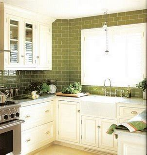 green tile backsplash kitchen gorgeous green 6 backsplashes to envy