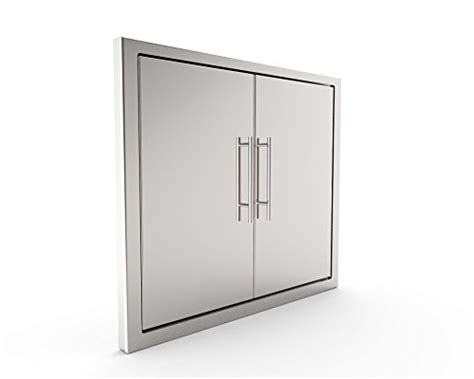 bbq access door new 39 inch 304 grade stainless